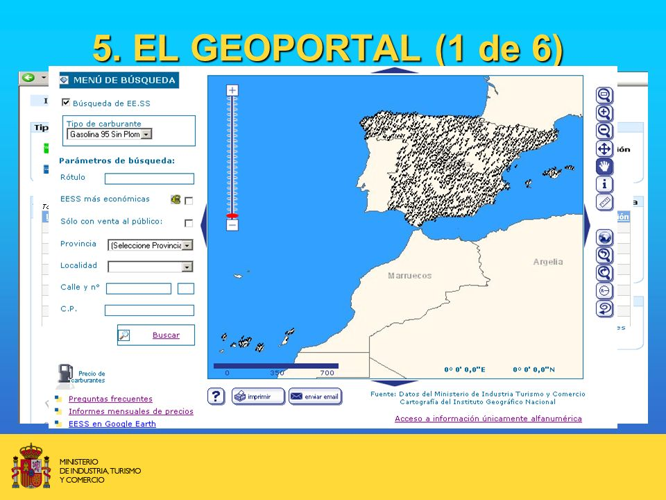 5. EL GEOPORTAL (1 de 6)