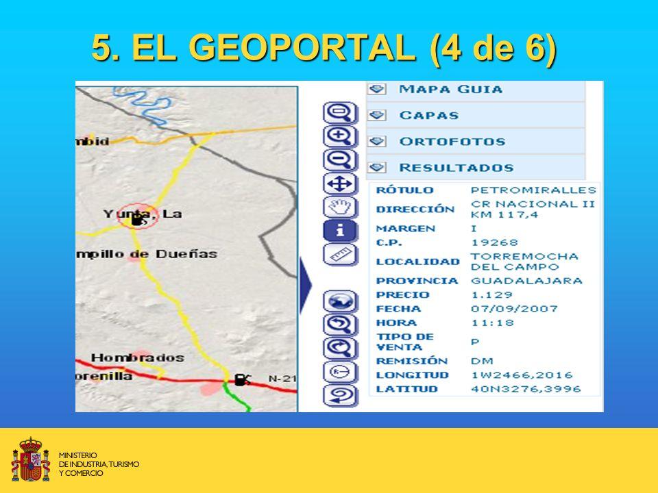 5. EL GEOPORTAL (4 de 6)