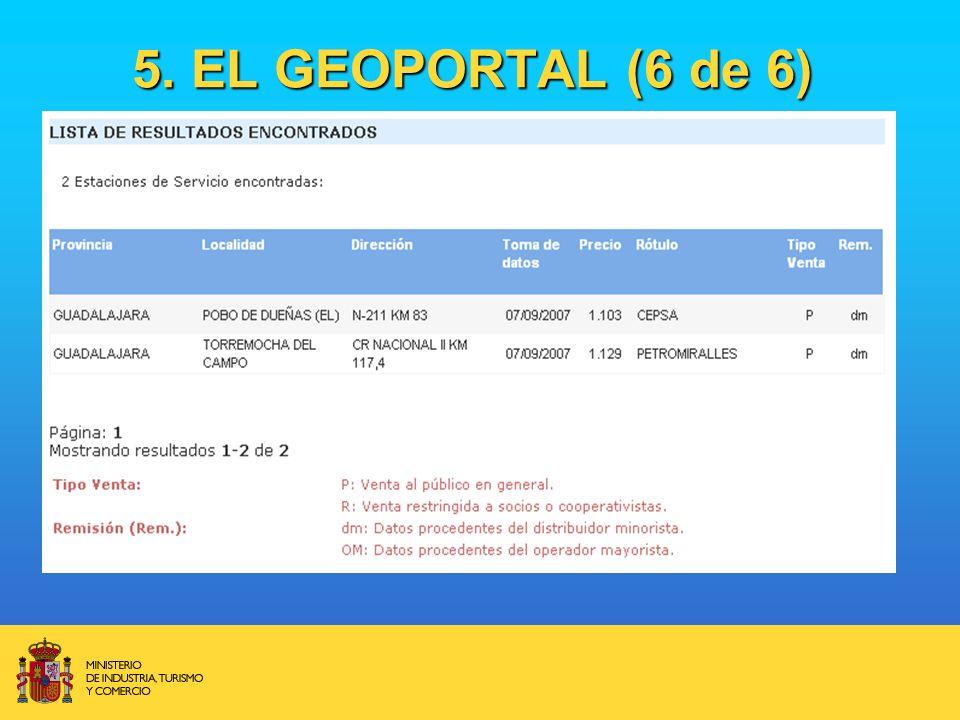5. EL GEOPORTAL (6 de 6)