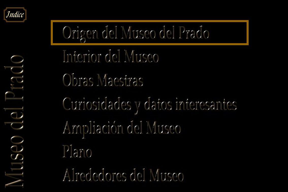 Indice PINTURA ITALIANA Desde el primer Renacimiento, con unos pocos ejemplos de Fra Angélico, Mantegna, Antonello da Messina y Botticelli, hasta el siglo XVIII (Tiépolo y Corrado Giaquinto).