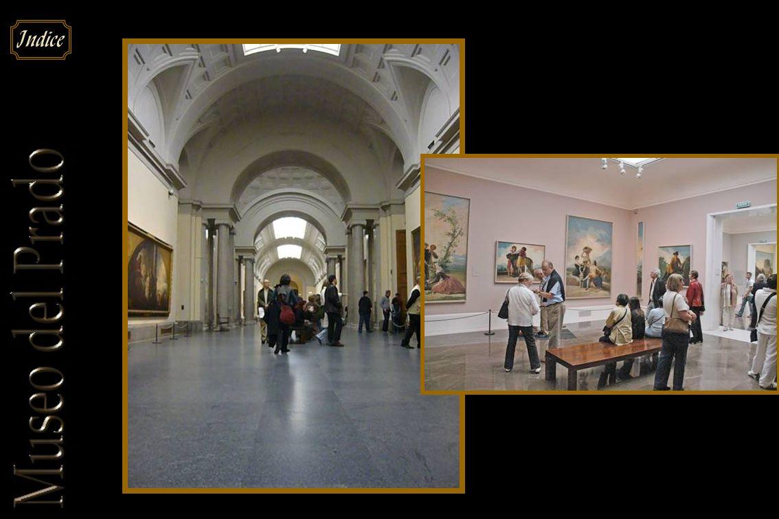 Indice Siguiendo el proyecto de Rafael Moneo, en 2007 se ha culminado la mayor ampliación del Museo en sus casi doscientos años de historia.