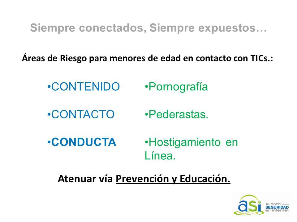 Alianza por la Seguridad en Internet A.C.Programa CENETIC Escolar 5.
