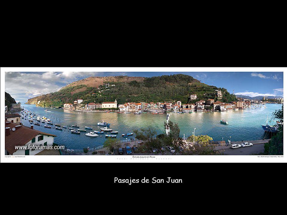 San Sebastián – Peine del viento