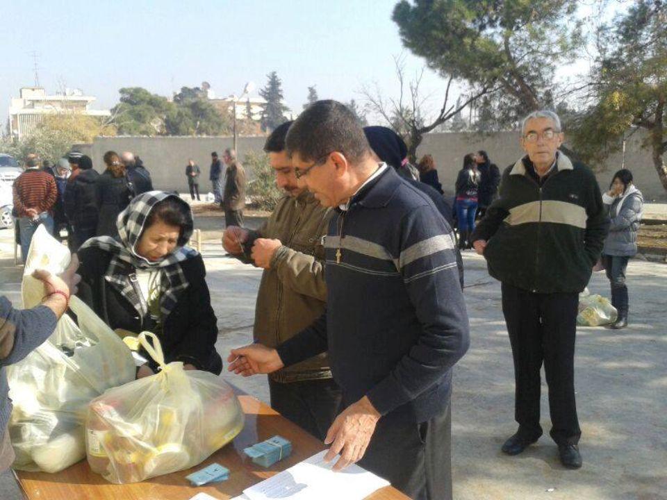 Te esperan en Alepo