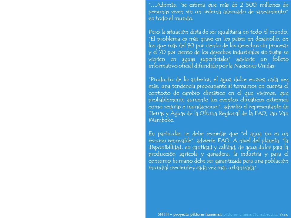 SNTH – proyecto píldoras humanas: pildorashumanas@unad.edu.co / r.c.g.pildorashumanas@unad.edu.co
