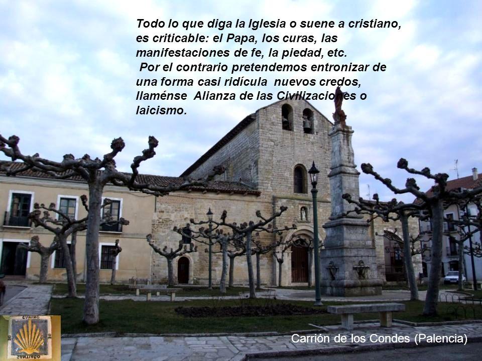 Caleruega (Burgos) Pero se puede creer, que es por casualidad que la palabra Dios, tampoco tenga significado para una gran mayoría de españoles? Inclu