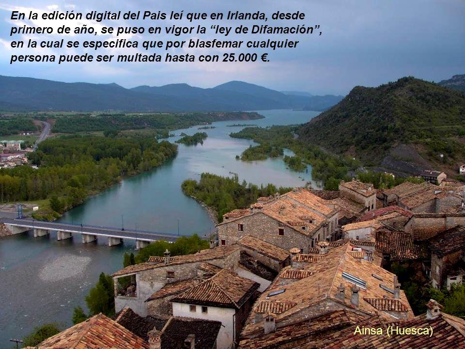 Burgo de Osma (Soria) ¿Pero se puede creer, que es por casualidad que la palabra Patria sea una palabra vacía.