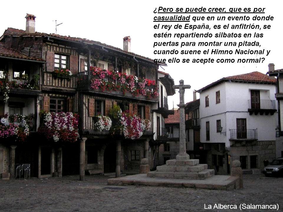 Iglesuela del Cid (Teruel) ¿Pero se puede creer, que es por casualidad que en tu propio país, no puedas estudiar en el idioma común y oficial que quie