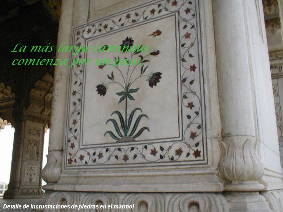 Palacio real del Fuerte Rojo – Delhi -
