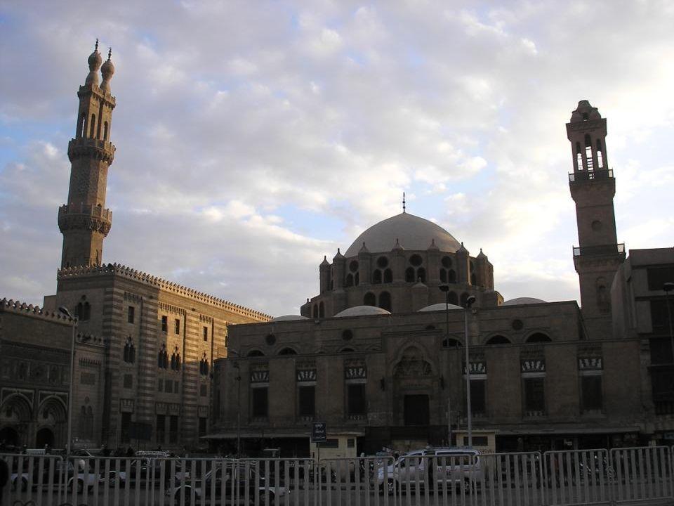 EL CAIRO.- MEZQUITA DE AL- AZAHAR (S. X)