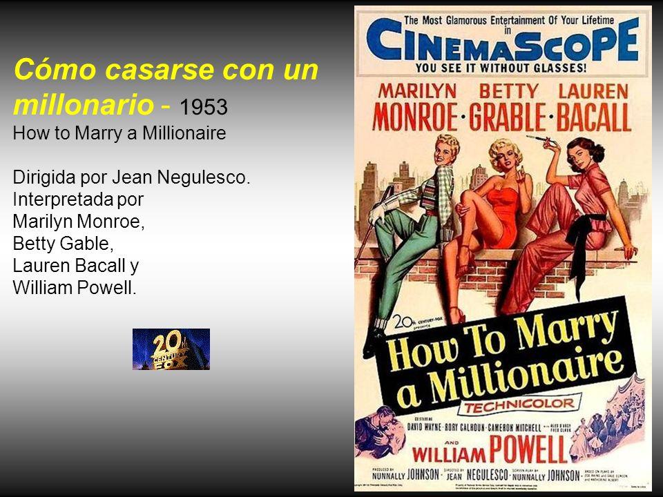 Pan, amor y fantasía (1953) - Pane, amore e fantasia Dirigida por Luigi Comencini. Interpretada por Vittorio de Sica y Gina Lollobrigida.