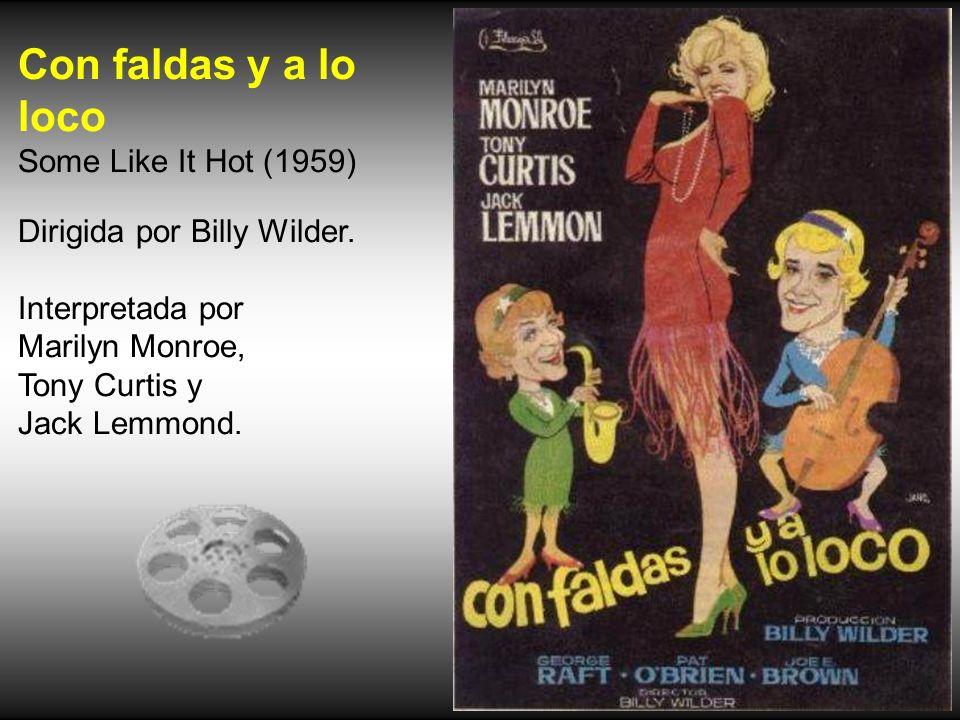 Mi Tío 1958 - Mon Oncle Dirigida y protagonizara por Jacques Tati. Oscar: Mejor película de habla no inglesa