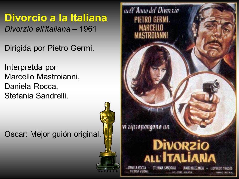 Usted puede ser un asesino - 1961 Dirigida por José Mª Forque. Interpretada por Alberto Closas, Amparo Soler Leal, José Luis López Vázquez y Julia Gut