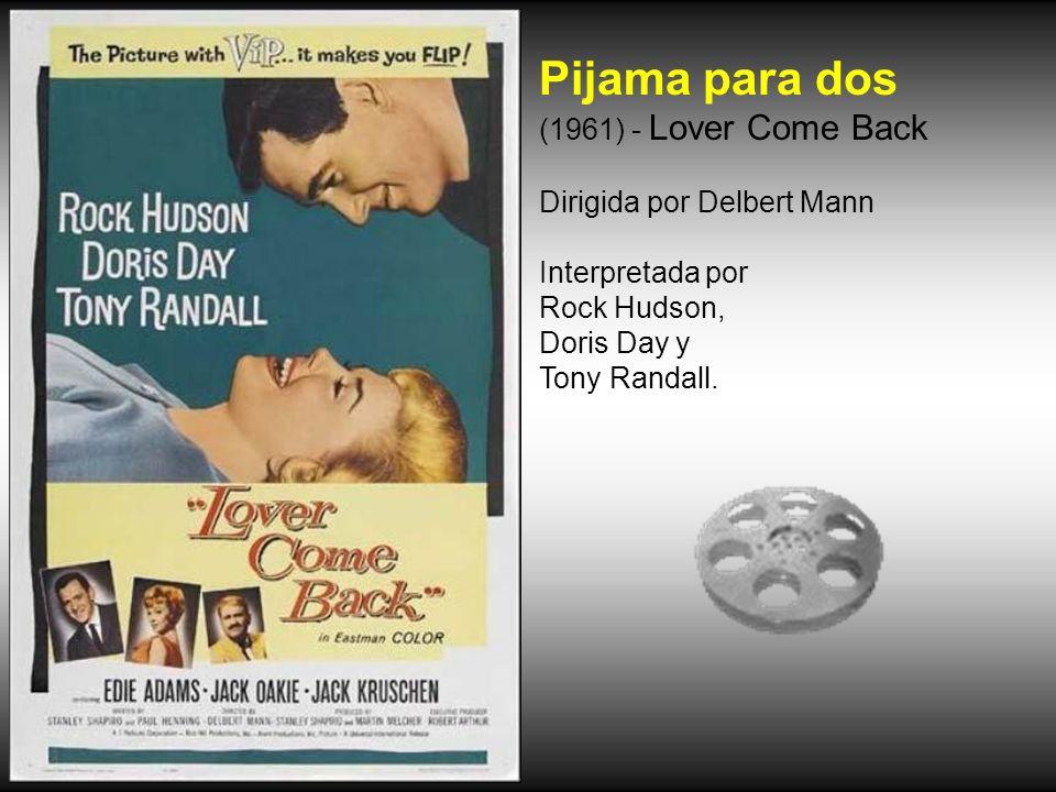 Divorcio a la Italiana Divorzio all'italiana – 1961 Dirigida por Pietro Germi. Interpretda por Marcello Mastroianni, Daniela Rocca, Stefania Sandrelli