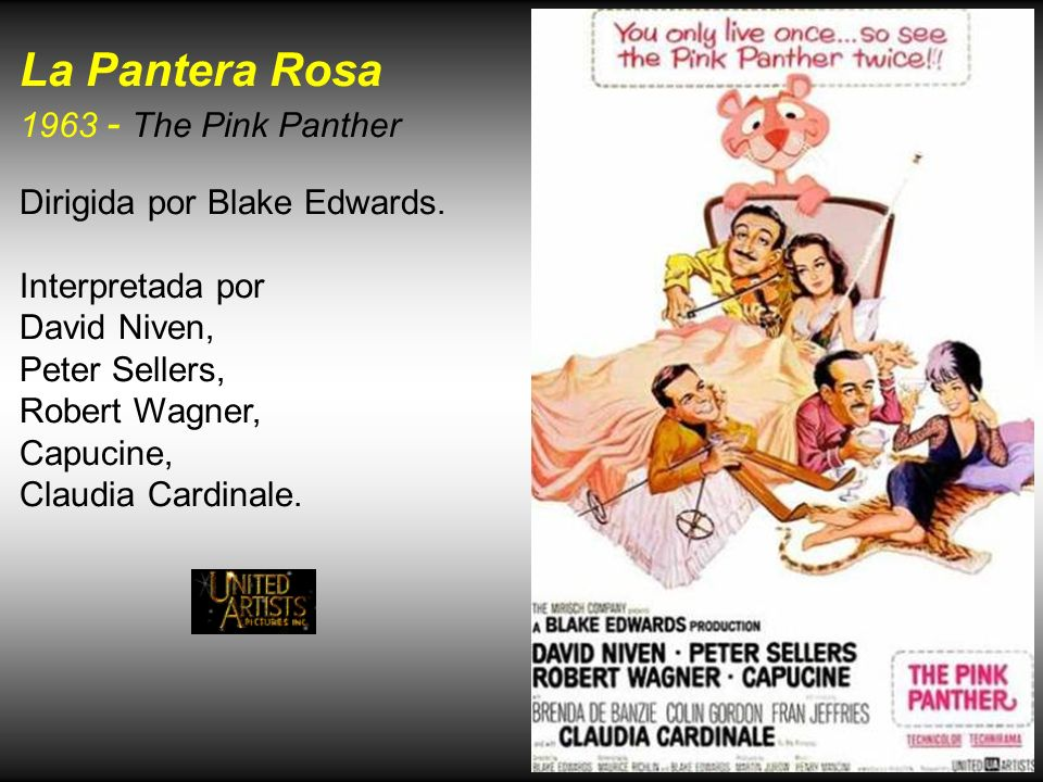 El mundo esta loco, loco, loco 1963 It's a Mad, Mad, Mad World Dirigida por Stanley Kramer. Protagonizara por Spencer Tracy, Mickey Rooney. Oscar: Mej