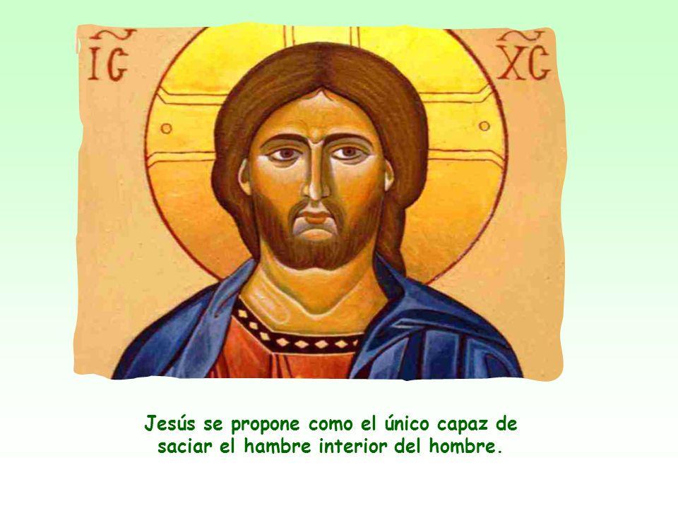El hombre lleva en sí –acaso sin darse cuenta del todo– un hambre de verdad, de justicia, de bondad, de amor, de pureza, de luz, de paz, de alegría, d