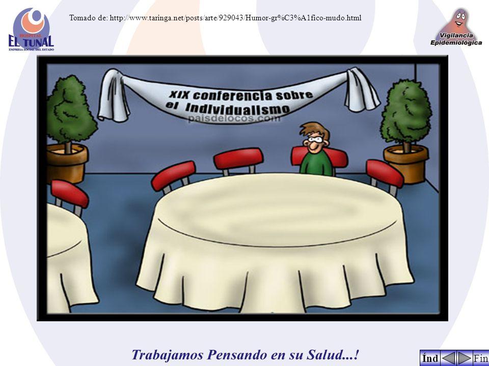 FinÍnd Tomado de: http://www.taringa.net/posts/arte/929043/Humor-gr%C3%A1fico-mudo.html