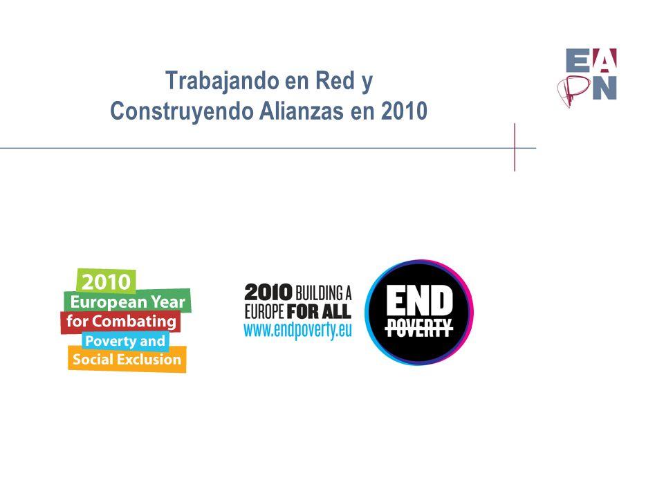 Trabajando en Red y Construyendo Alianzas en 2010