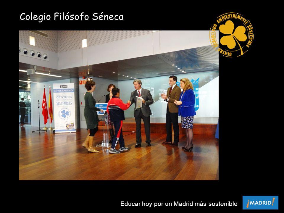 Colegio Filósofo Séneca Educar hoy por un Madrid más sostenible
