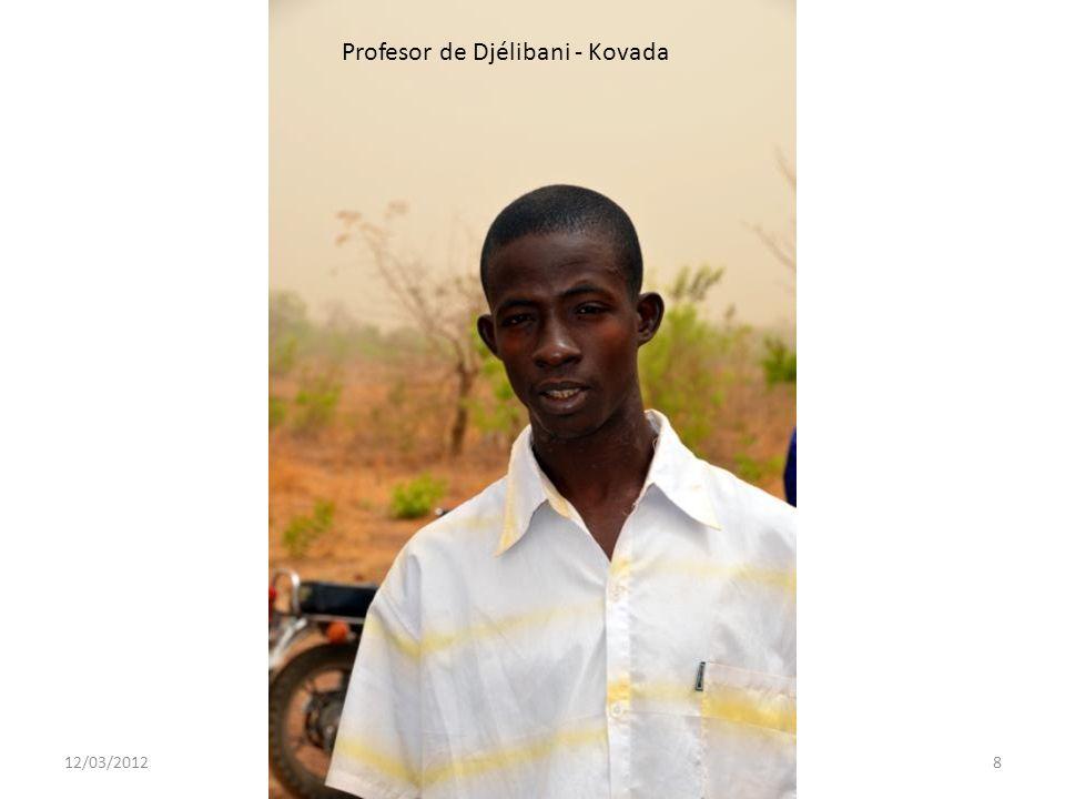 8 Profesor de Djélibani - Kovada