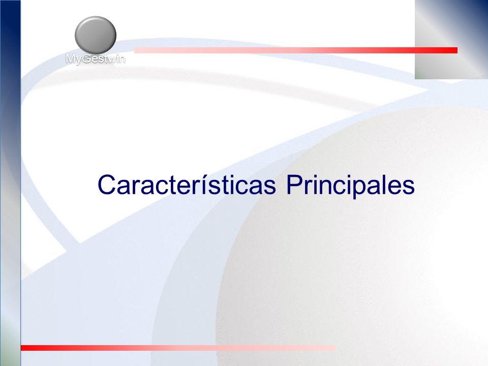 Características Es un sistema integrado: Cotizaciones, Pedidos, Facturación, Inventarios, Cuentas por Cobrar, Compras Interface amigable: manejo fácil e intuitivo Seguro: Acceso con contraseña y según perfiles de usuario.