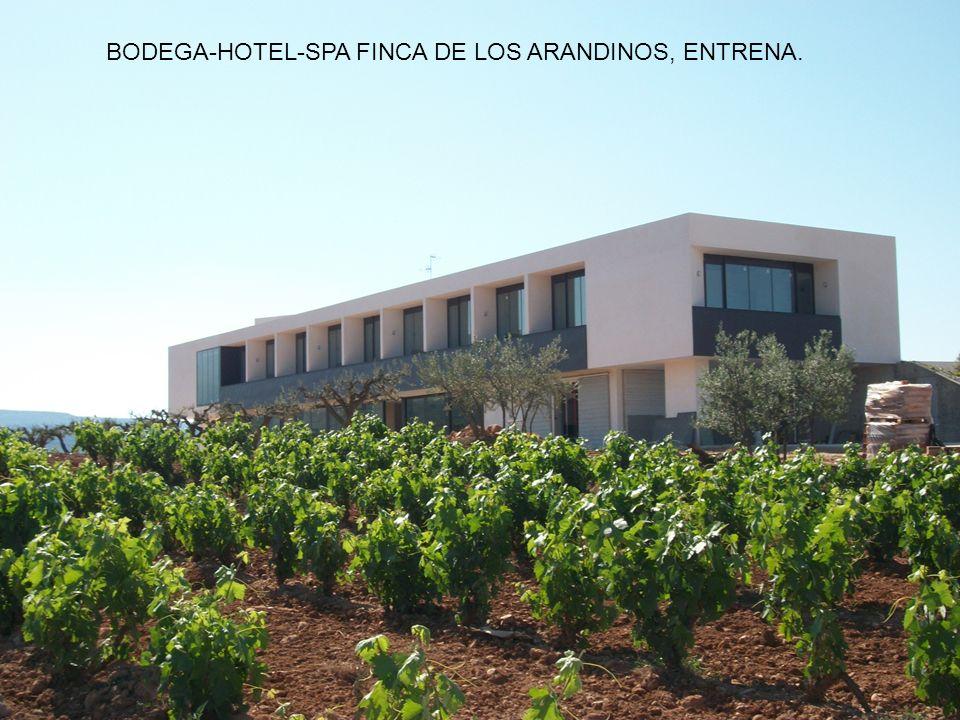 BODEGA-HOTEL-SPA FINCA DE LOS ARANDINOS, ENTRENA