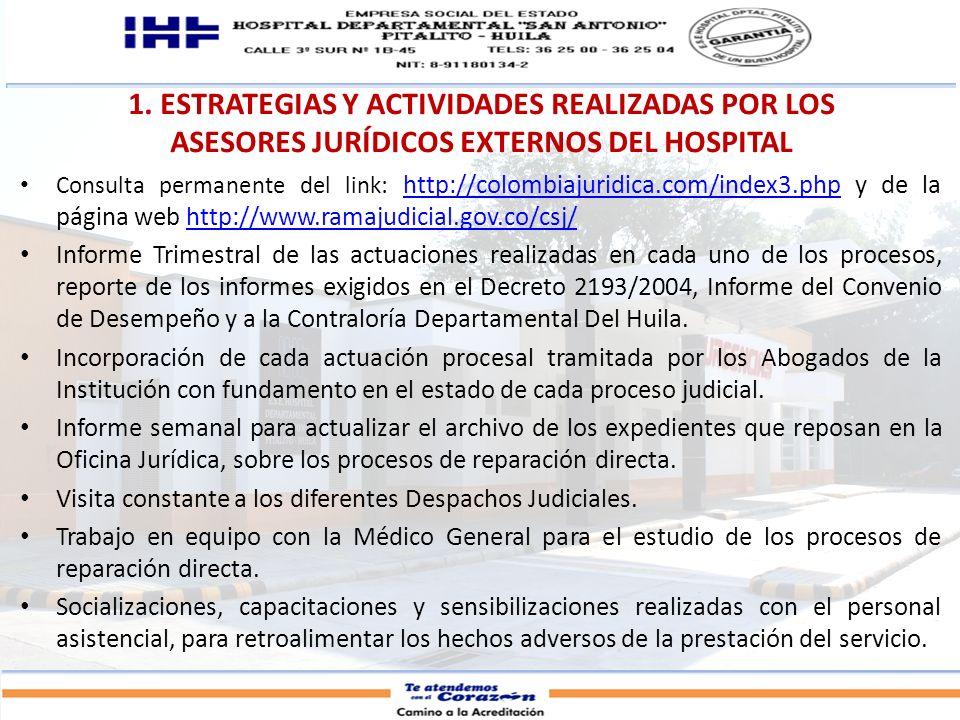 Consulta permanente del link: http://colombiajuridica.com/index3.php y de la página web http://www.ramajudicial.gov.co/csj/http://colombiajuridica.com