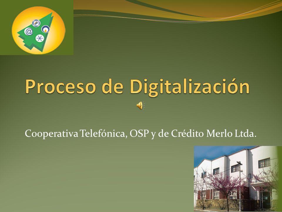 Cooperativa Telefónica, OSP y de Crédito Merlo Ltda.