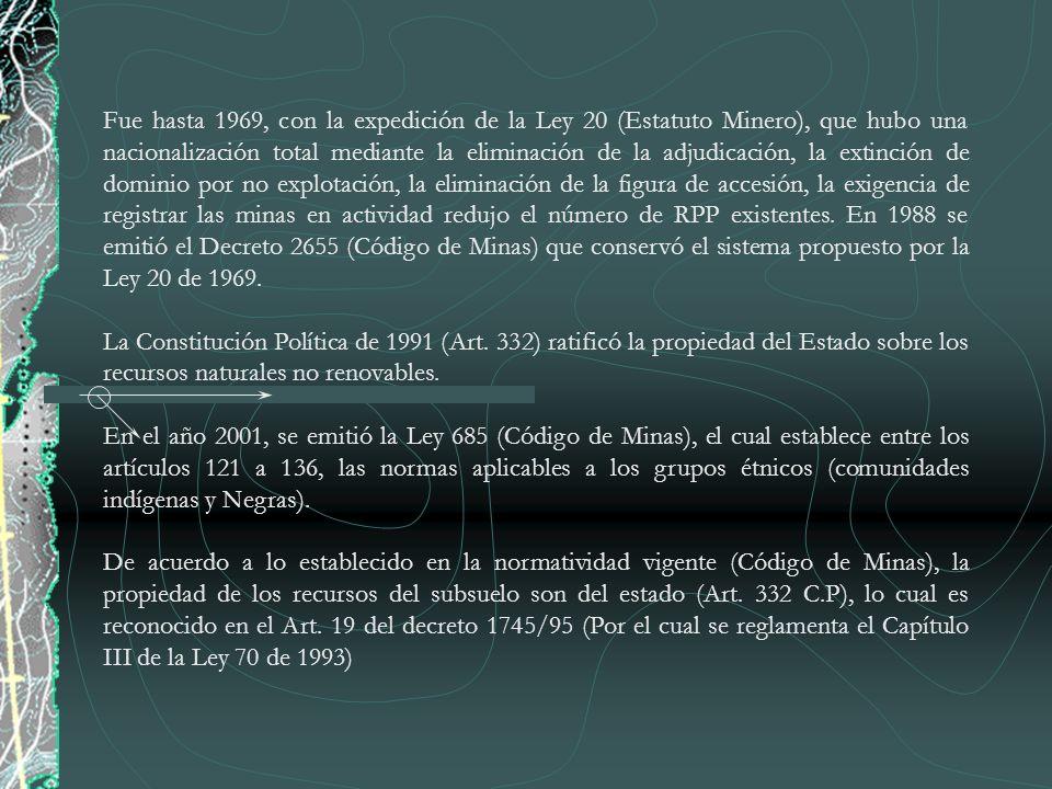 PRODUCCION CMCP ÁREA DRAGADA VOL.(M 3 ) ONZAS RECUPERADAS Kgrs RECUPER.