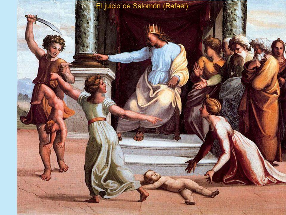 El juicio de Salomón (Rafael)