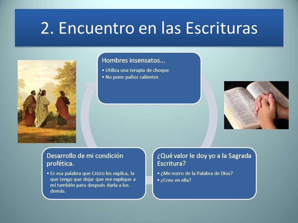 3.Encuentro en la Eucaristía Puestos a la Mesa Tras una invitación.