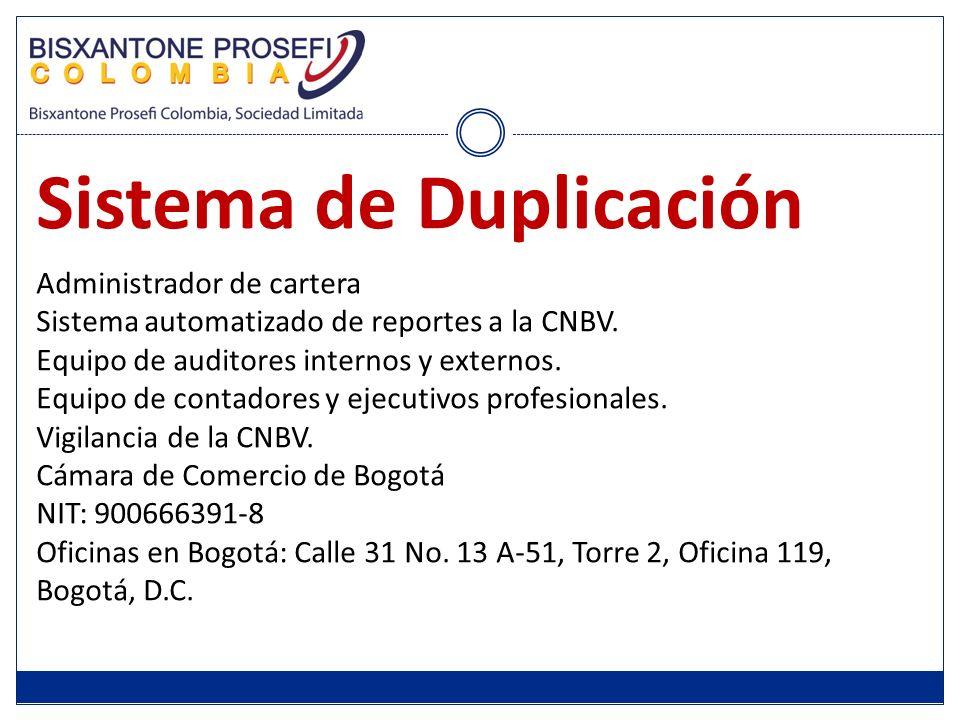 Administrador de cartera Sistema automatizado de reportes a la CNBV. Equipo de auditores internos y externos. Equipo de contadores y ejecutivos profes