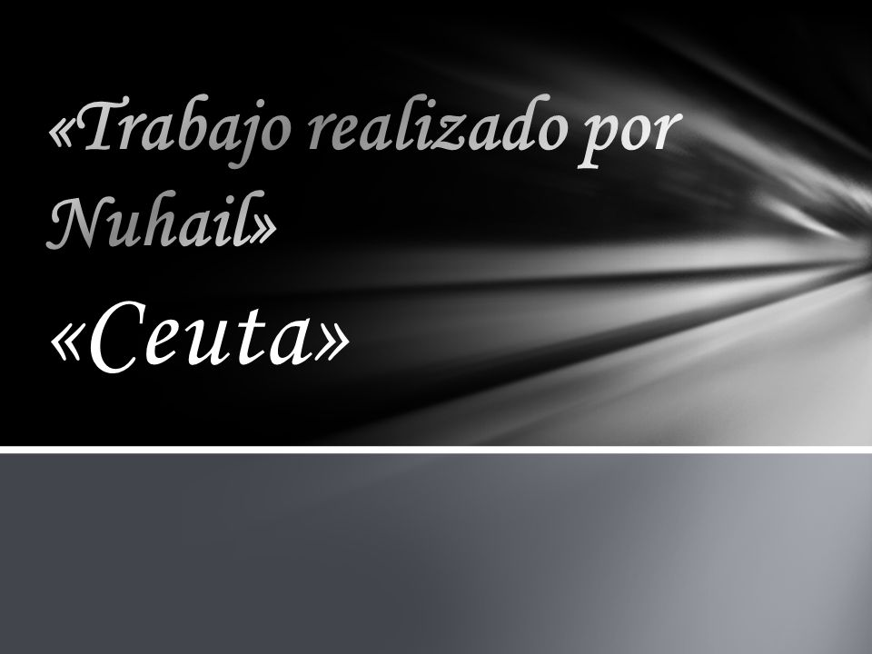 «Ceuta»