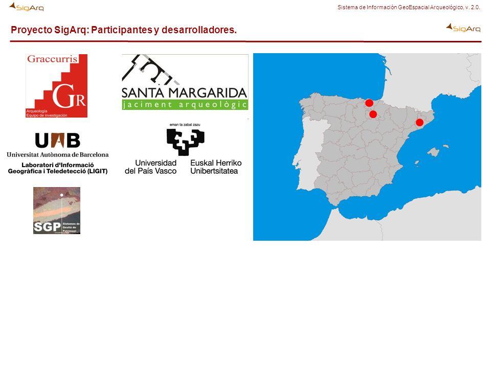 Protocolo y estandarización: Información cartográfica.