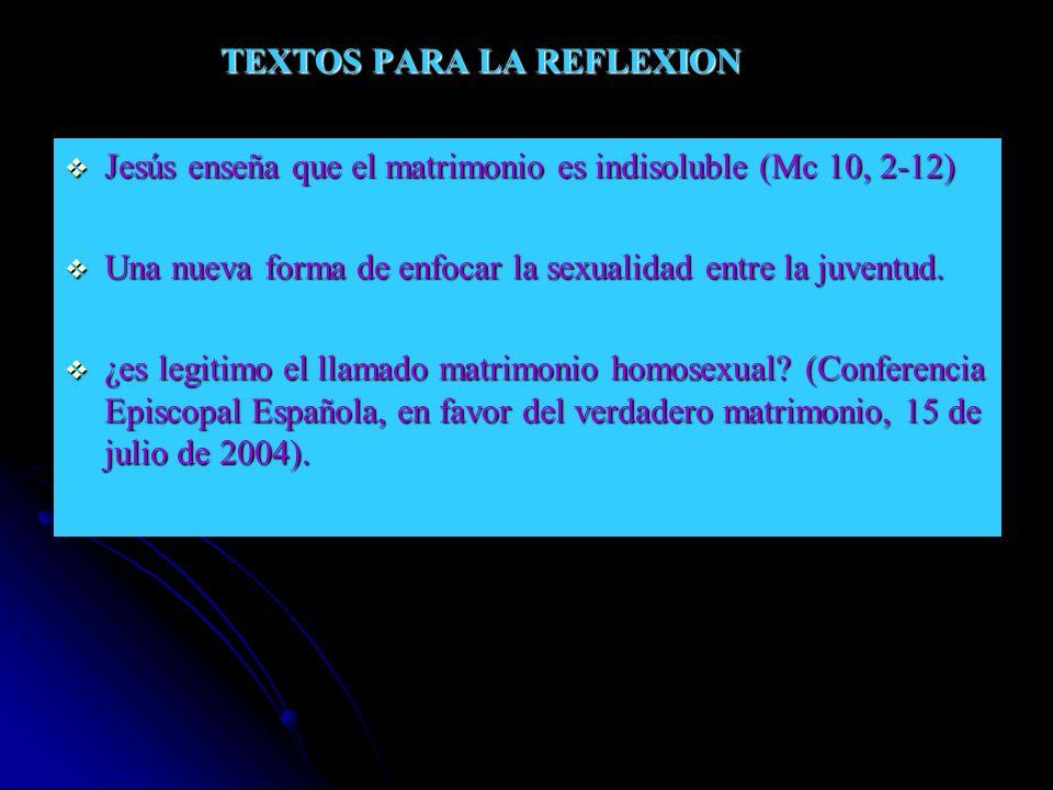 LA UNION HOMOSEXUAL Se pretende equiparar las uniones homosexuales a los verdaderos matrimonios en algunos países. Se pretende equiparar las uniones h