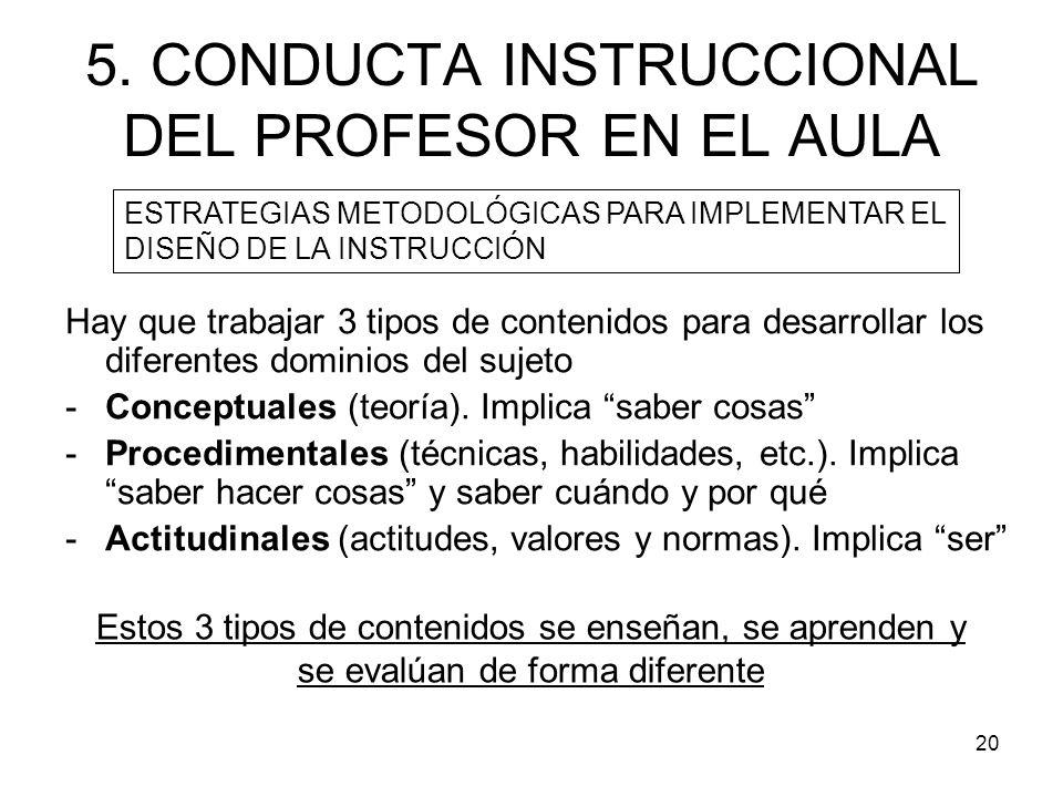 desarrollo competencia comunicativa actitudinales docentes: