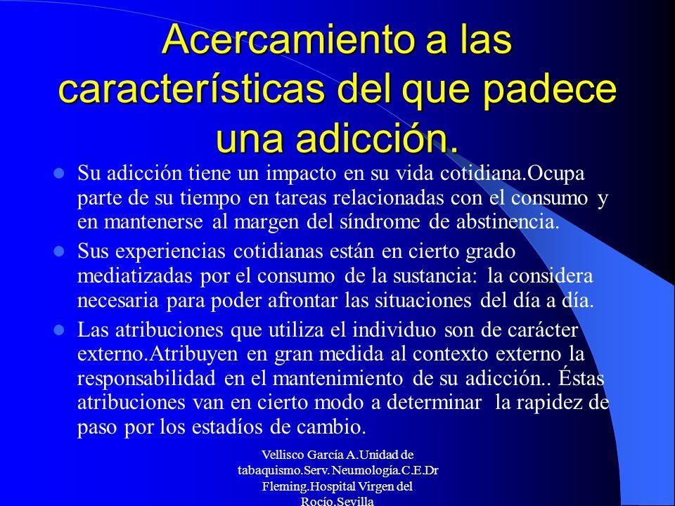 Vellisco García A.Unidad de tabaquismo.Serv.