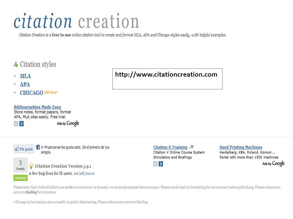 http://www.citationcreation.com