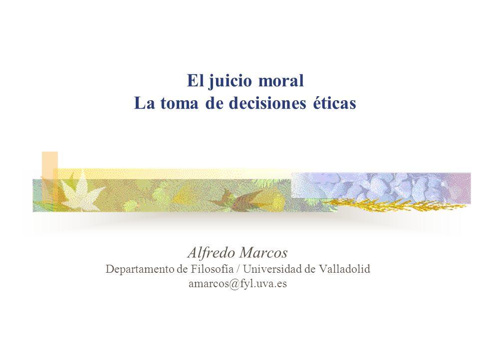 6.Métodos para la decisión moral en la práctica clínica Enfoque principialista Informe Belmont.