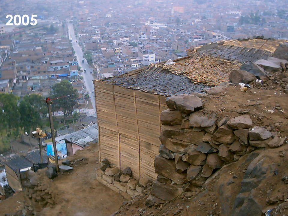 El Ermitaño – Grupo 4 FAUA – UNI – SIGUS – MIT – Lima, Perú 2005 ENCARGADO Y ORGANIZACIÓN Gerenciado por la UNI.