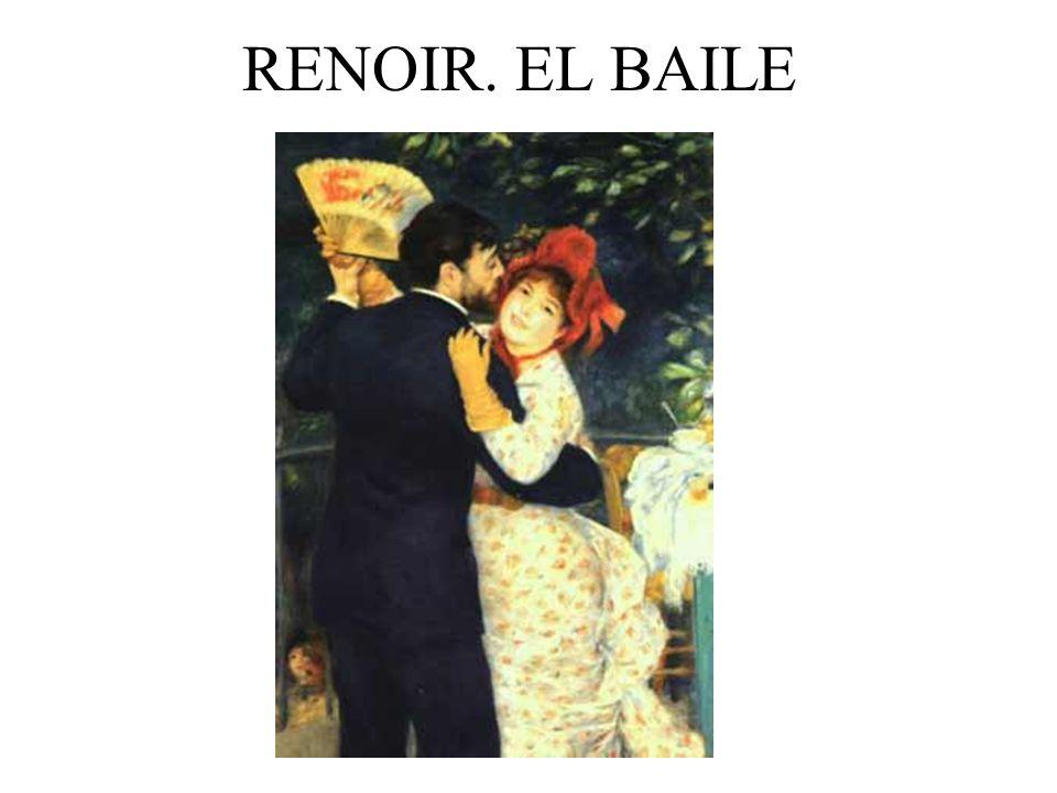 RENOIR. EL BAILE
