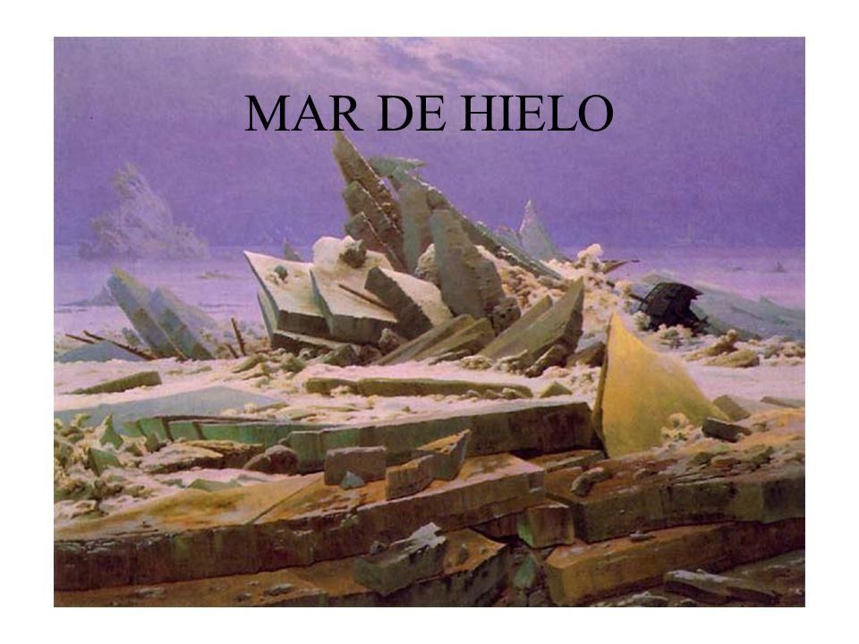 MAR DE HIELO