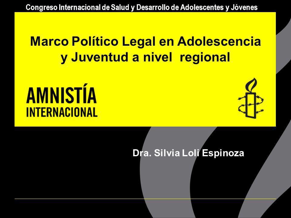 Proporción de jóvenes en Iberoamérica