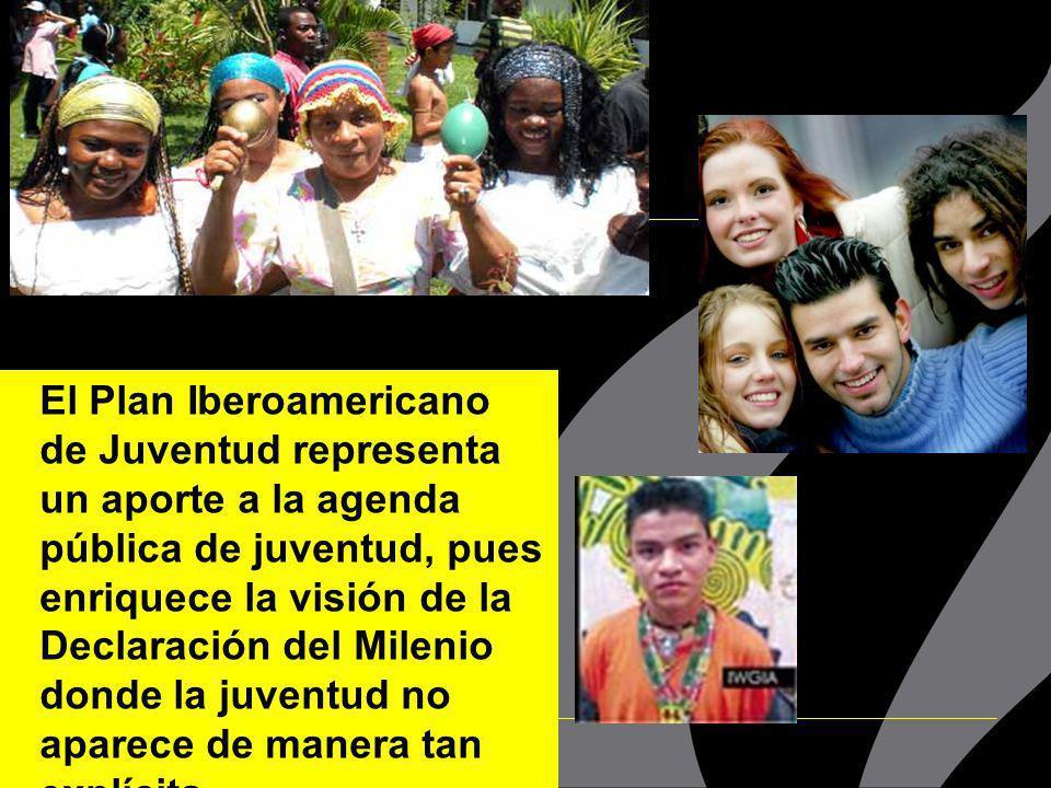 Objetivo ¿ Contribuir al desarrollo integral y a la mejora de la calidad de vida de las y los jóvenes de Iberoamérica, en el marco de las actuaciones institucionales por impulsar la justicia, el desarrollo y la cohesión social.