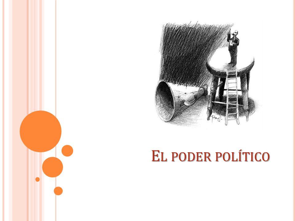 L ECTURAS ¿Qué es el pode ¿Qué es el poder.Georges Burdeau ¿Que es el poder político.