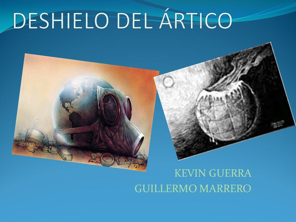 KEVIN GUERRA GUILLERMO MARRERO