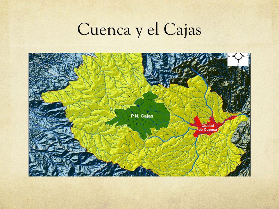 Cuenca y el Cajas