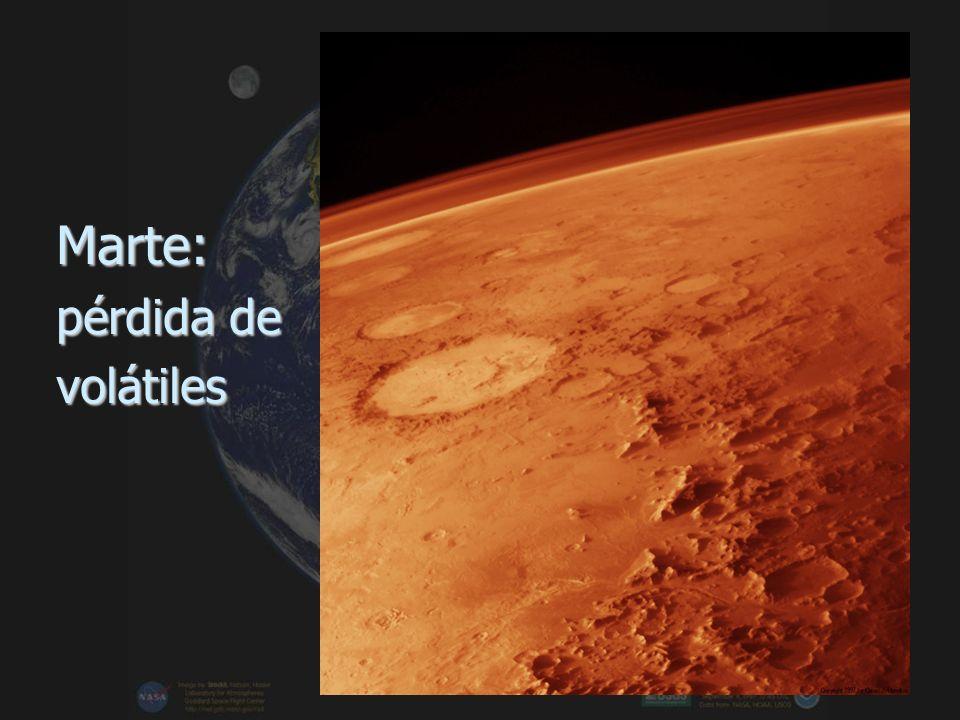 Venus: un invernadero caliente