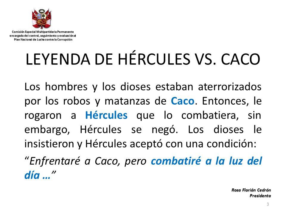 LEYENDA DE HÉRCULES VS.