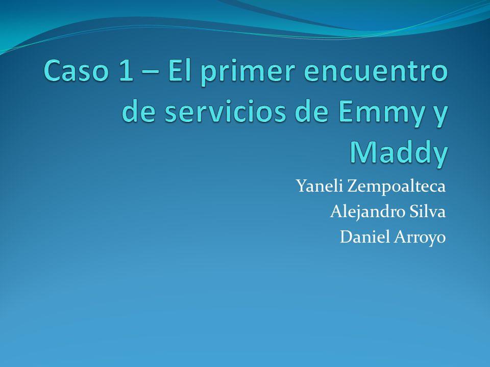 Yaneli Zempoalteca Alejandro Silva Daniel Arroyo